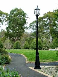 Madison Solar Lamp Post Planter by Solar Lamp Post On Ebay Hankodirect Decoration