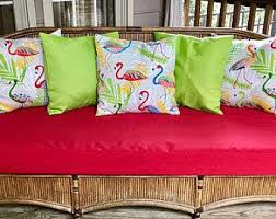 Patio Pillow Covers Custom Bench Cushion Covers Only Window Seat