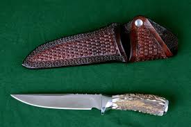 Most Expensive Kitchen Knives by Custom Knife Handle Materials Horn Bone Ivory