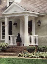 pleasurable front door exterior home deco contains strong wooden best 25 small front porches ideas on small porch