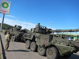 old military vehicles cold war 2 0 the us military is beefing up its presence in the
