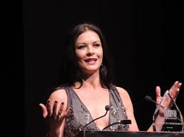 cathrine zeta catherine zeta jones u2013 honored in star studded gala theater pizzazz