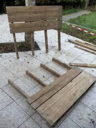 fabriquer canapé d angle en palette le fauteuil en palette est le favori incontest pour la of fabriquer