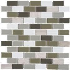 tiling a kitchen backsplash do it yourself 41 best peel stick tiles images on stick tiles glass