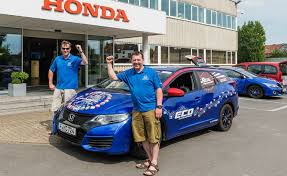 honda civic diesel mpg diesel honda civic records 83 52 mpg through 24 european countries