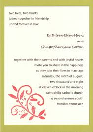 wedding invite verbiage simple wedding invite wording choice image wedding and party