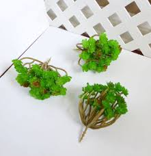 Office Plants Compact Small Office Friendly Plants Artificial Grass Plants Mini