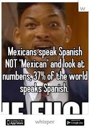 Speak Spanish Meme - not speaking spanish meme speaking best of the funny meme
