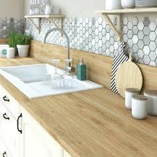 cuisine blanche plan de travail bois plan de travail cuisine bois leroy merlin plan de travail droit
