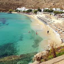 staying on psarou beach mykonos blu resort review bon traveler