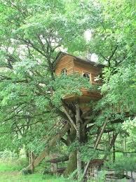 chambre d hote cabane dans les arbres cabane dans les arbres la peyrade à sexcles corrèze cabane dans