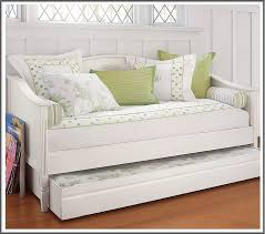 daybeds with pop up trundle daybed white home decorations ideas