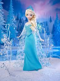 amazon disney frozen sparkle princess elsa doll discontinued