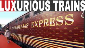 luxurious trains in india youtube