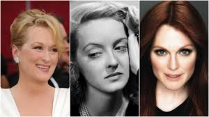 Betty Davis Daughter by Meryl Streep Bette Davis Julianne Moore Make And
