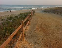 ortley beach entrances will get new look after replenishment