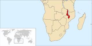 Malawi Map Atlas Of Malawi Wikimedia Commons