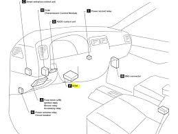nissan xterra smoke detector wiring diagram nissan free wiring