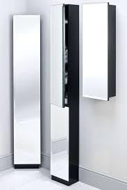 Bathroom Slimline Storage Tower by Dailybathroom Page 22 Black Mirrored Bathroom Cabinet Slimline
