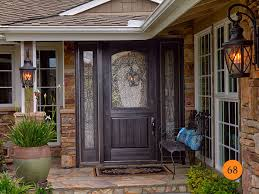 Fiberglass Exterior Doors With Glass Lowes Doors Interior Which Is Better Wood Or Fiberglass Therma Tru