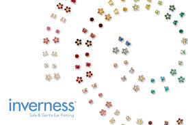 inverness earrings leach and garner hong kong inverness ear piercing