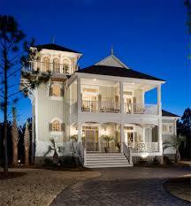 coastal style house plans parham raised coastal home plan 024d