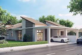 Semi Detached Home Design News Affordable Homes At Choice Area Metro News The Star Online