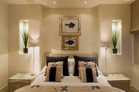 Bedroom Light Fixtures by Bedroom Simple And Neat Bedroom Decoration With Bedroom Lighting