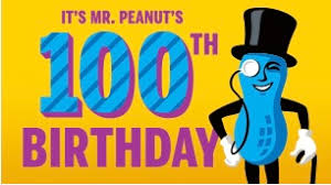 Planters Peanuts Commercial by Planters Brand Icon Mr Peanut Celebrates 100th Birthday With One