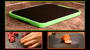 Countertop Cutting Board Flow Perforated Self Draining Cutting Board System By Simpleware