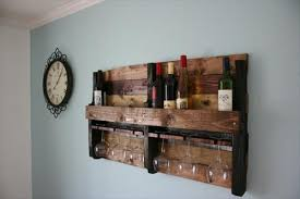 wine rack made from wooden pallets pallets designs