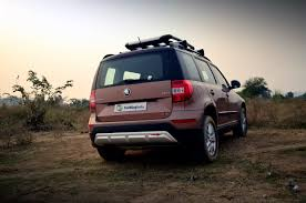 skoda yeti test drive review design features specification