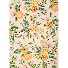 floral printed tissue paper wrap gift wrapping paper paper source