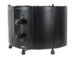 microphone black friday microphone isolation shield monoprice com
