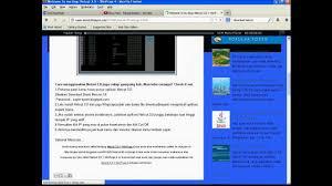 tutorial cara pakai netcut cara install netcut youtube