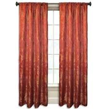 oval office curtains red drapes l red rod pocket curtain red curtains oval office