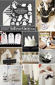 halloween ghost party ideas and online invitations la belle blog