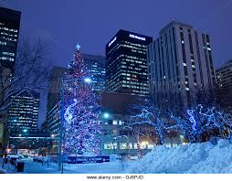 edmonton canada downtown winter stock photos u0026 edmonton canada