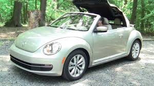Volkswagen Beetle Tdi Convertible Road Test U0026 Review By Drivin