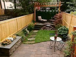 Simple Backyard Patio Ideas Cozy Traditional Small Backyard Patio Landscape Ideas Small Patio