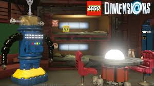 lego dimensions red dwarf room hidden area easter egg youtube