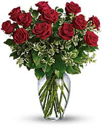Bouquet Of Roses Shop For Types Of Flowers Online Teleflora