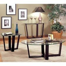 chair coffee table with chairs furniture of america barkley modern