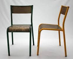 chaise mullca chaise vintage d école mullca 510 le vintage dans la peau