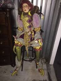 mardi gras jester dolls large mardi gras jester doll new orleans on my mind