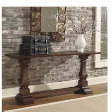 Living Room Console Table Narrow Console Table Entryway Living Room Distressed Wood Rustic