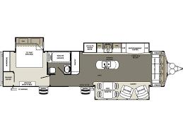 Sandpiper Rv Floor Plans 2017 forest river sandpiper destination 401flx riceville ia
