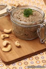 mushroom cashew pâté vegan nora u0027s ingenious cooking