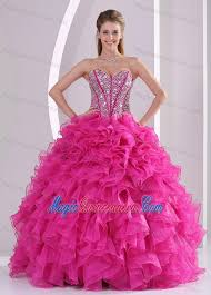 quinceanera pink dresses hot pink quinceanera dresses hot pink 15 dresses magic quinceanera