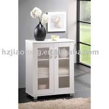 Bathroom Floor Cabinet White Bathroom Floor Storage Cabinet White Laminate 2 White